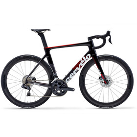 Cervelo S3 Disc Ultegra Di2 8070 graphite/black/red
